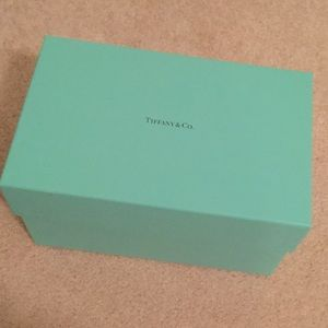 Tiffany & Co New Empty Box (Rectangular)